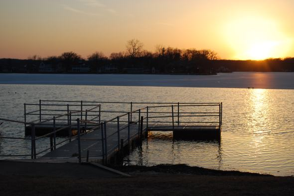 icy pine lake 005