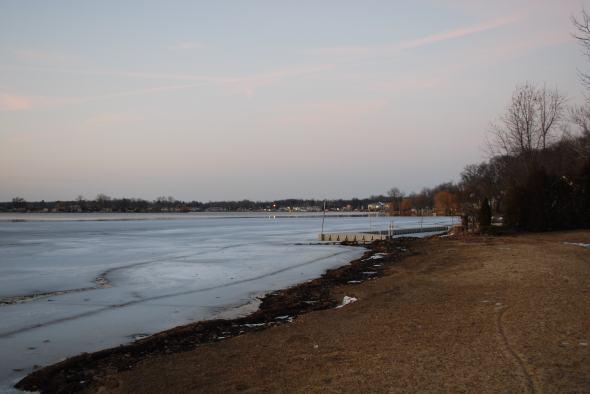 icy pine lake 043
