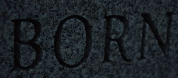 died and born 001